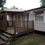 Camping Saint Cyprien Les Palmiers : Mobil'Home O HARA 834