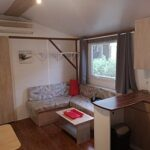 Camping Saint Cyprien Les Palmiers : Mobil'Home O Hara
