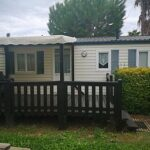 Camping Saint Cyprien Les Palmiers : Mobil'Home TRIGANO